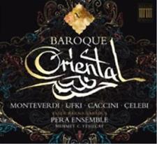 Baroque Oriental CD NEW