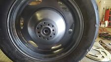 03 Suzuki Intruder VL1500 1500 043 Rear Tire Wheel FREE SHIPPING
