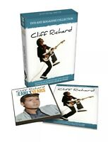 Cliff Richard DVD and Magazine Book Gift Set Early Years
