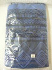 VERA BRADLEY Large ~ TASSEL BEACH TOWEL ~ AZTEC COBALT BLUE ~ MSRP $58.00 ~ NWT