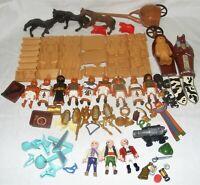 Playmobil History Of Egypt Pharaohs Temple Pirates Lot