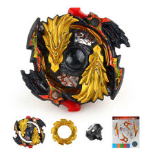 Burst Beyblade B-00 LOST LONGINUS N.sP GOLD DRAGON VER Top without Launcher