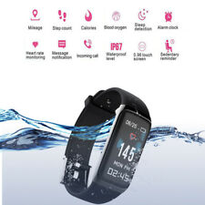 Reloj Inteligente SmartWatch iPhone Android Bluetooth Negro - Marca España