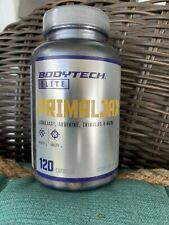 BodyTech PrimalJax Longjax, Arginine, Tribulus, & More 120 Capsules (60 Serv)