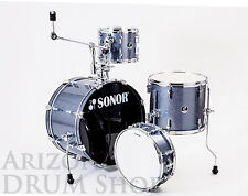 "Sonor Player SSE Special Edition 4pc Shell Pack Kit/Set w/20"" Bass -Black Galaxy"