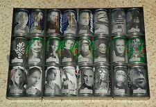 STAR WARS Episode 1 - Exclusive Pepsi / Mt Dew 24 Can Set w/ Display Case