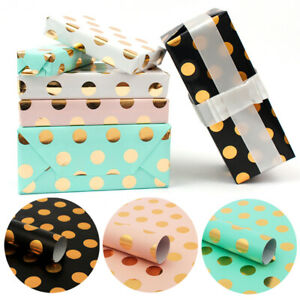 Paper Wrapping Wrapping Paper Craft Wedding Party Gift Christmas Home Decor