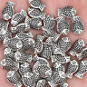 20Pcs/150Pcs Tibetan Silver Fish Charm Spacer Beads Jewelry Findings DIY 10x7mm
