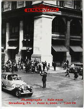 R.M. SMYTHE 2001 photography auction catalogue