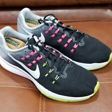 NIKE ZOOM STRUCTURE 19 ATHLETIC RUNNING SHOES WOMENS SIZE 10 100% AUTHENTIC