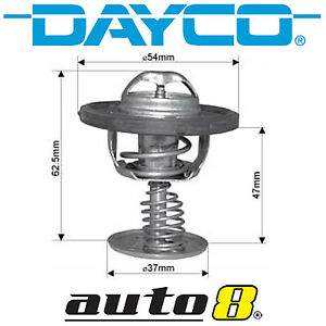 Dayco Thermostat for Holden Calais VYII 5.7L Petrol LS1 GEN III 2003-2004
