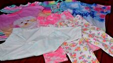 UC! Lot of 8 pieces Girl's JUMPING BEANS 6-6x capri & tops SUMMER