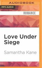 Brothers in Arms: Love under Siege by Samantha Kane (2016, MP3 CD, Unabridged)