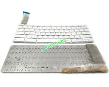 New HP Chromebook 14-Q063CL 14-Q070NR 14-Q073CL 14-Q083CL US White Keyboard