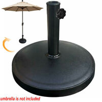 EliteShade Patio Parasol Umbrella Base Stand Outdoor Heavy Duty Umbrella Holder