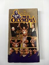 Mr Olympia 1997 VHS Good Condition - Free Shipping