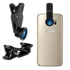 Lenti 3in1 universale FishEye Macro Grandangolo per Samsung Galaxy S7 e S7 EDGE