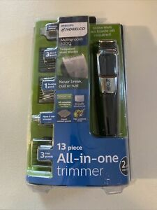 Philips Norelco Grooming Kit Rechargeable Hair Ear Beard Trimmer Shaver Set