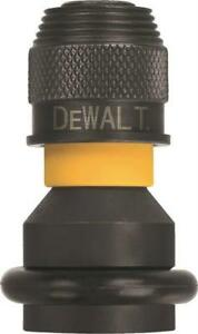 NEW DEWALT DW2298 1/2-Inch Square to 1/4-Inch Adaptor Hex Rapid Load 0054965