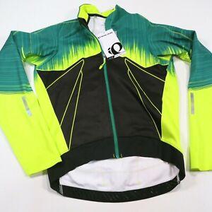 $180 Pearl Izumi Men's Pro  Pursuit Wind Thermal Jacket Medium  NWT