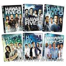 Hawaii Five-O Complete TV Series Seasons 1 2 3 4 5 6 Box / DVD Set(s) NEW!