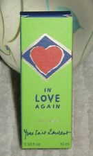 """NEW-Yves Saint Laurent  """"In Love Again"""" Eau De Toilette .33oz/10ml-Travel Size"""