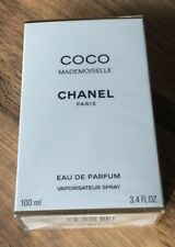 CHANEL COCO MADEMOISELLE EAU DE PARFUM 100ML BRAND NEW AND SEALED