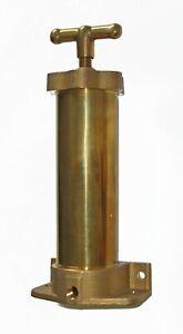 Brass stern tube greaser lubricator                                      SG040H
