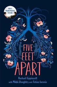 Five Feet Apart by Rachael Lippincott (Paperback, 2019) 9781471182310