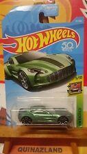 Hot Wheels Aston Martin One-77 2018-117 (N18)