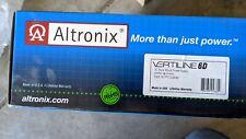 Altronix Vertiline 6D 24vDc Rack Mount Power Supply, 8 ports, Cctv