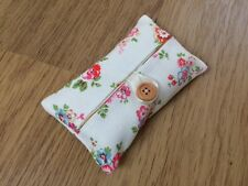 Handmade Packet Tissue Holder Made Using Cath Kidston Cranham Fabric