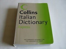 Collins Express Italian Dictionary by HarperCollins Publishers (Paperback)