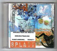 (GZ566) Ed Littman's, Splatt - 2001 CD