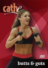 CATHE FRIEDRICH BUTTS & GUTS TONING EXERCISE DVD NEW SEALED WORKOUT FITNESS