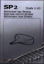 ACCESSORI 1/43 RETROVISORI TIPO STRATOS anni 1970-80  TRON SP02