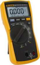 Fluke 116 Cat Iii 600 Vacvdc Digital True Rms Auto Ranging Manual Ranging