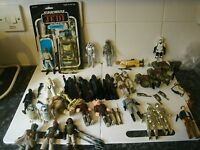 VINTAGE STAR WARS 1978 TO 1985 FIGURES POTF OVER 35 TO CHOOSE FROM SOME RARE