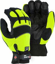 Majestic Waterproof Winter Hawk Insulated Mechanics Gloves 2145hyh