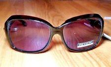 b101f4750e Womans Revlon by Foster Grant Designer Sunglasses Deep Purple Translucent  Frame