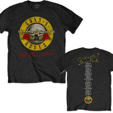 Guns N Roses Not In This Lifetime Tour Band Logo Official Tee Mens Large T-Shirt