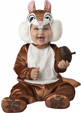 Fun World Cheeky Chipmunk Baby Costume as SHOWN Large