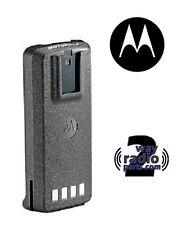 Genuine Motorola CP185 Battery LiIon 1750 mAh PMNN4081AR PMNN4476A Factory Fresh