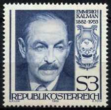 Austria 1982 SG#1947 Emmerich Kalman MNH #D64051