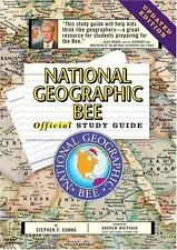 National Geographic Bee Official Study Guide Updated Edition How to Ace the Nat
