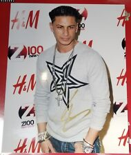 PAULY D signed auto 8x10 photo JERSEY SHORE