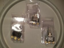 Variety Lot of 3 Toggle Switch, E-60272, LR-39145