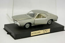 Nacoral InterCars 1/43 - AMX Coupe Grise