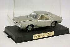 Nacoral InterCars 1/43 - AMX Coupe Grise