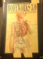 CD ROM Multi Media BODYWORKS 3